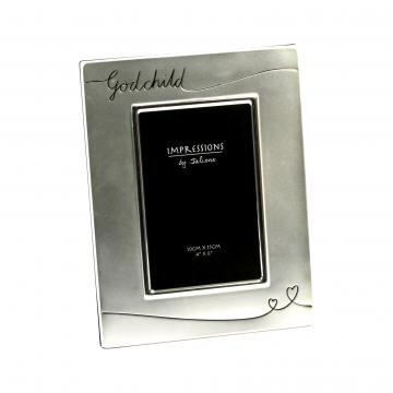 Rama foto argintata Godchild - FS687 de la Dream-store.ro