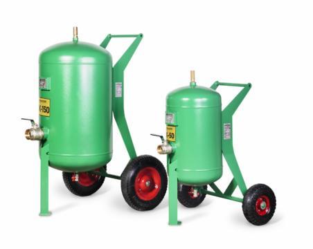 Filtru coalescent aer comprimat de la Water Jet Abrasive Srl