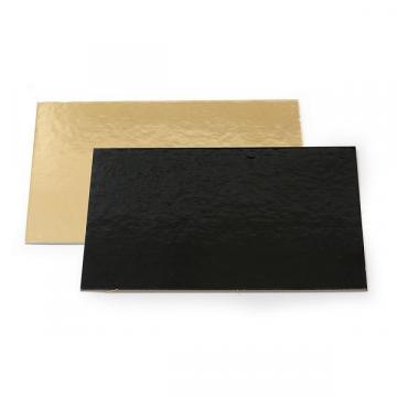 Planseta dreapta auriu/negru 22x28cm de la Cristian Food Industry Srl.