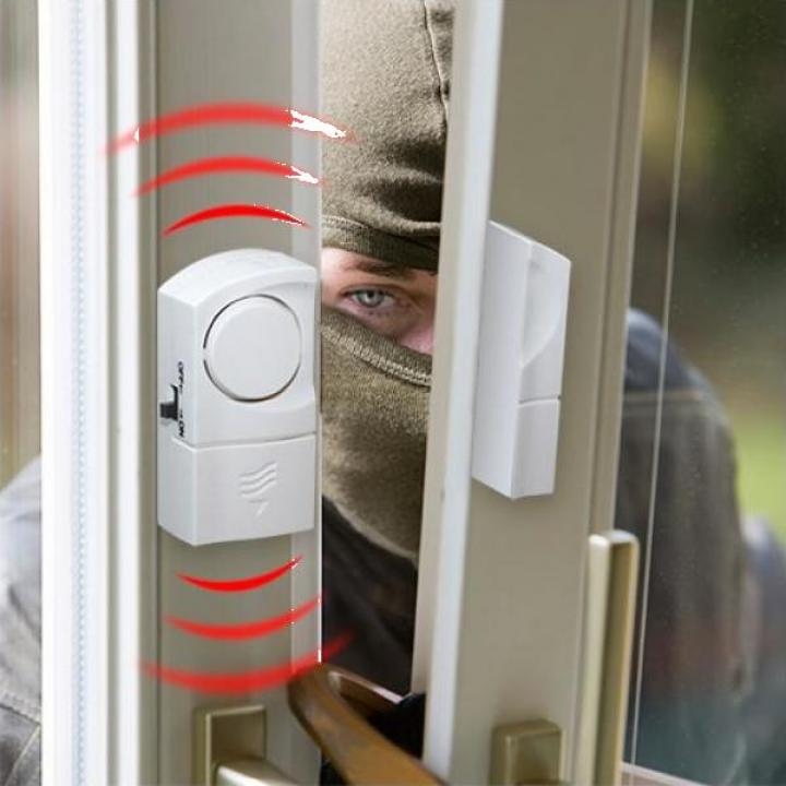 Alarma pentru usi si ferestre fara fir