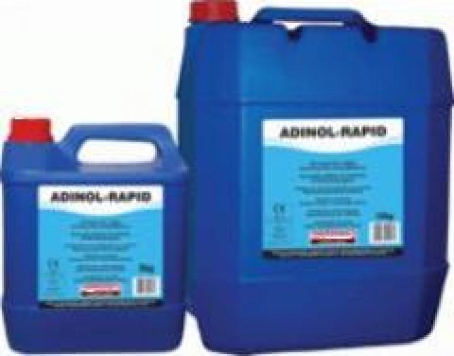 Aditiv pentru betoane Isomat Adinol-Rapid,5 kg