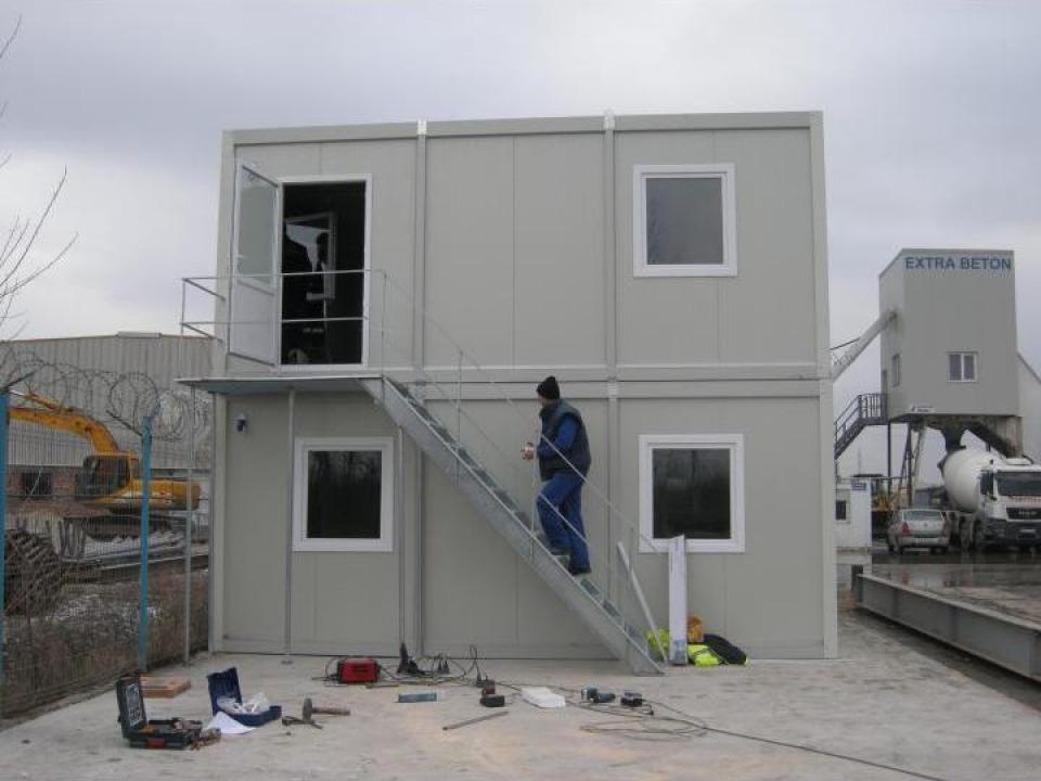 Container pentru locuit