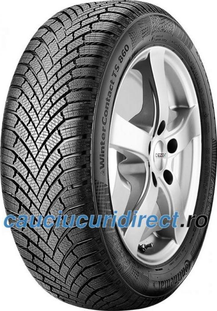 Anvelope Continental WinterContact TS 860 195/65 R15 91T