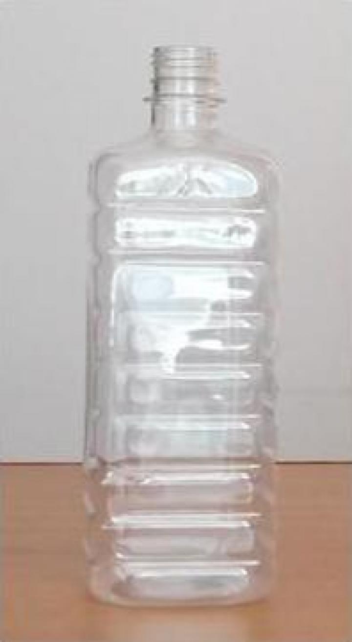Sticla PET 0,9litri