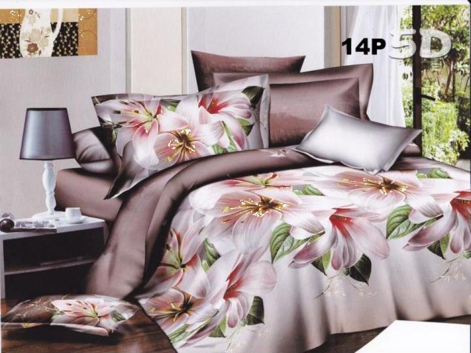 Lenjerie 5D pentru pat