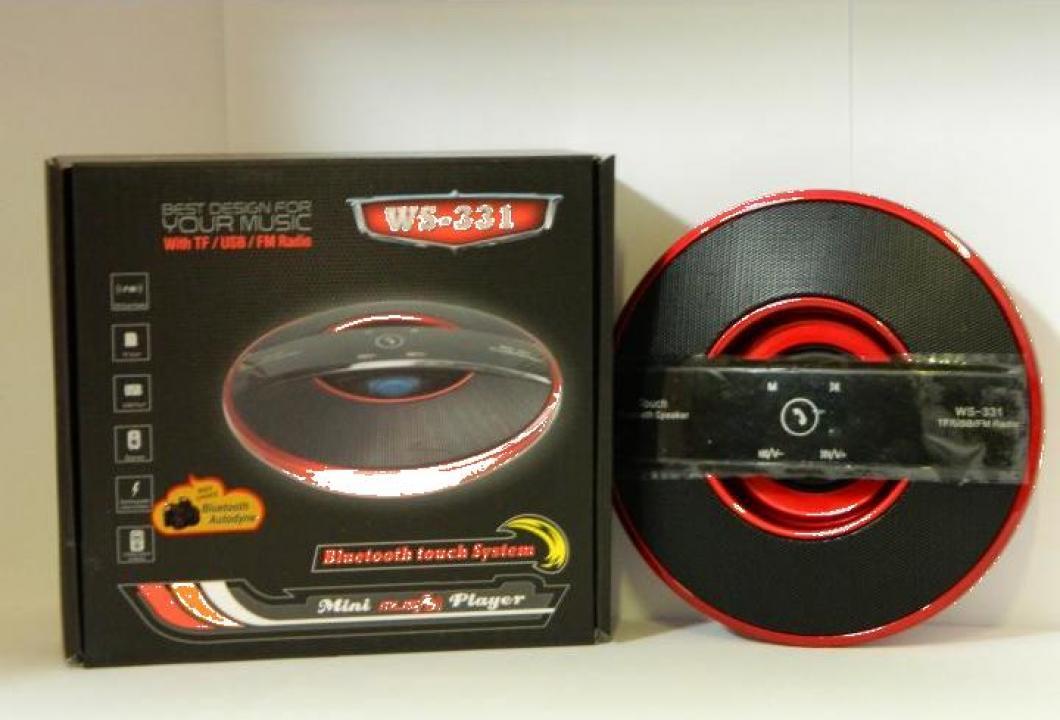 Radio MP3 Mini boxa portabila Wster WS-331