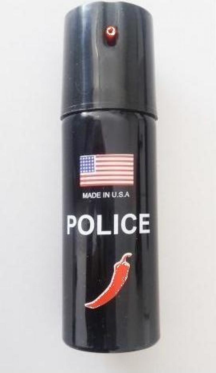 Spray paralizant cu ardei iute Police