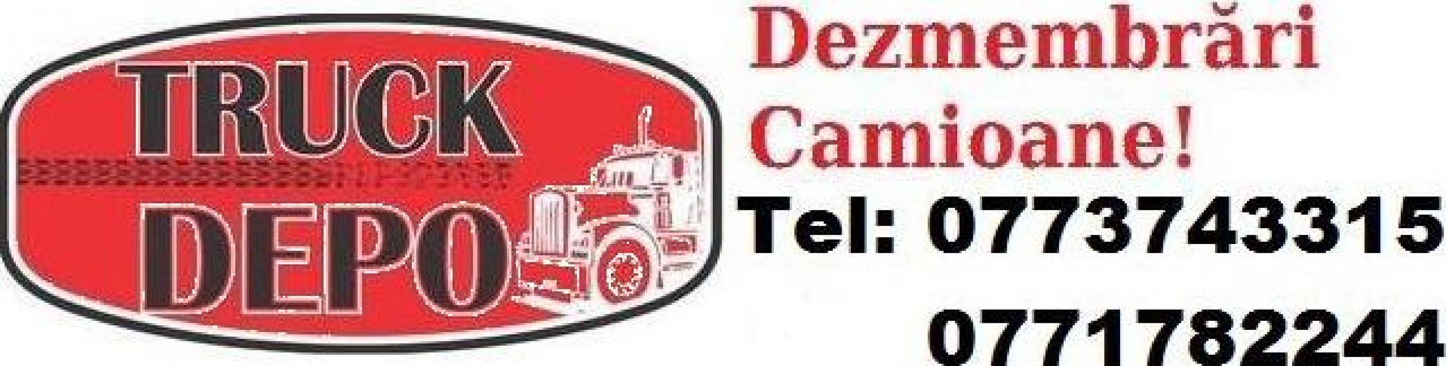 Servicii dezmembrari camioane