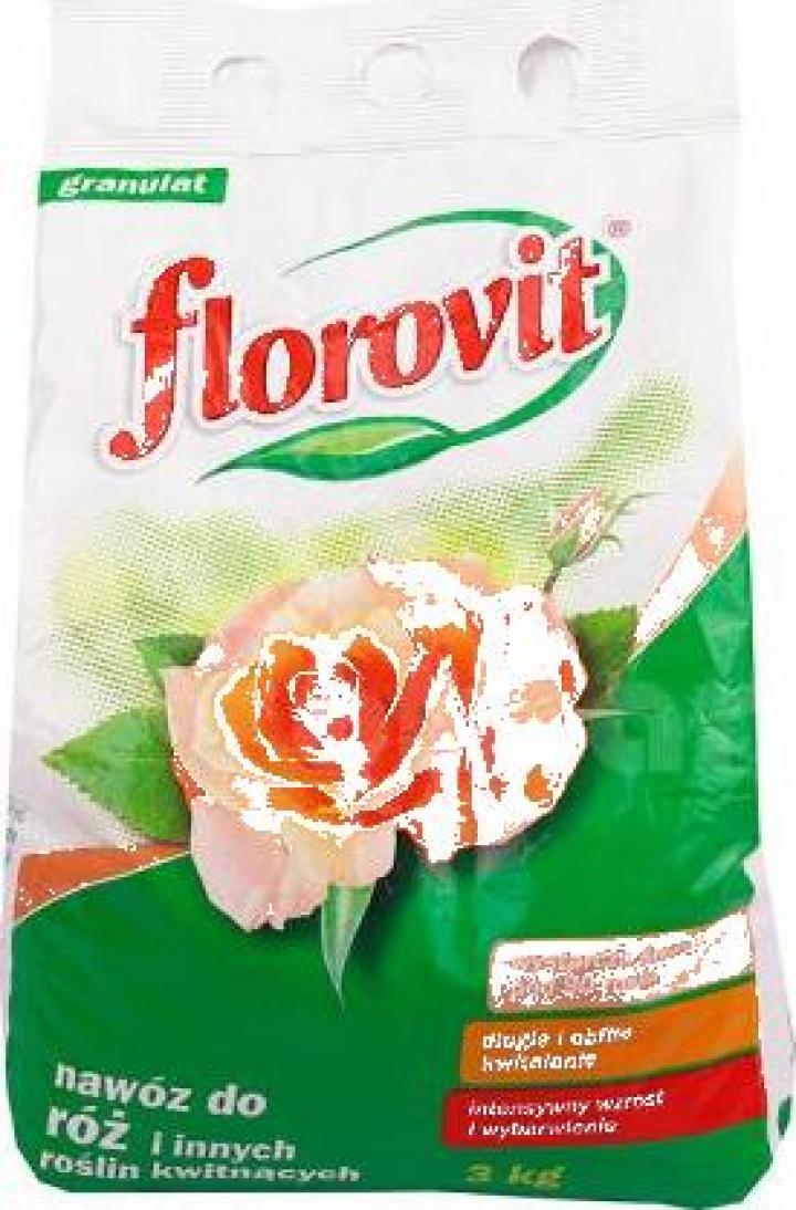 Ingrasamant pentru trandafiri 3kg