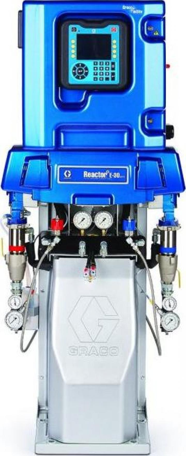 Dozator pentru utilaj spuma Graco Reactor 2 E-30