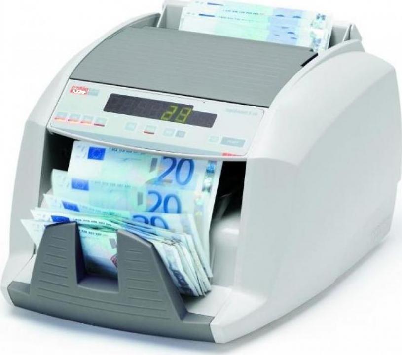 Masina de numarat bancnote Rapidcount S60