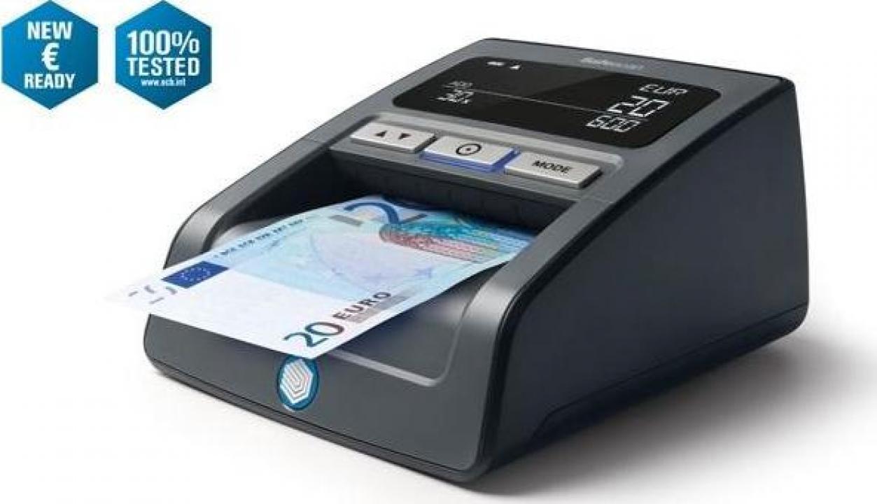 Verificator automat de bancnote Safescan 155i