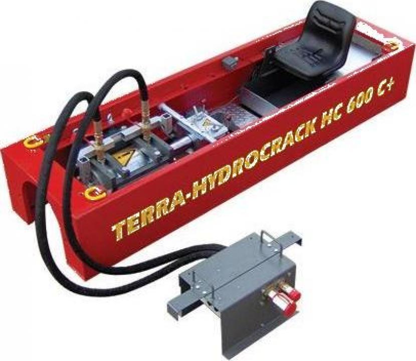 Echipament inlocuire tevi Terra - Hydrocrack HC 600
