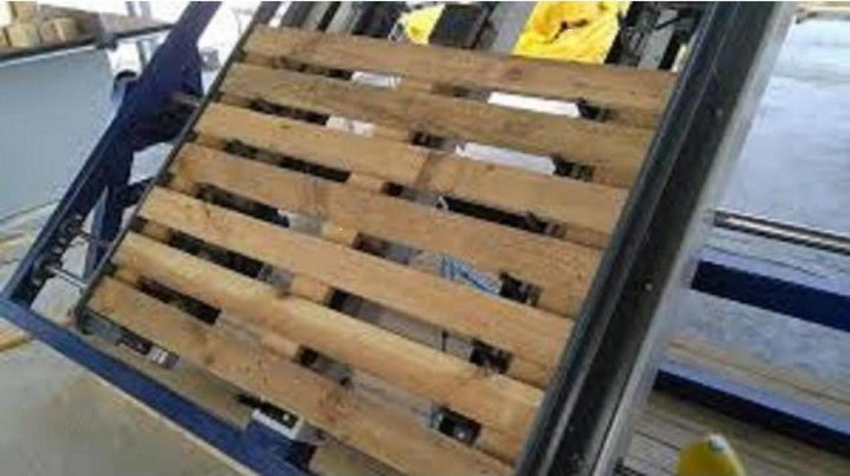 Masini economice pentru productia de paleti