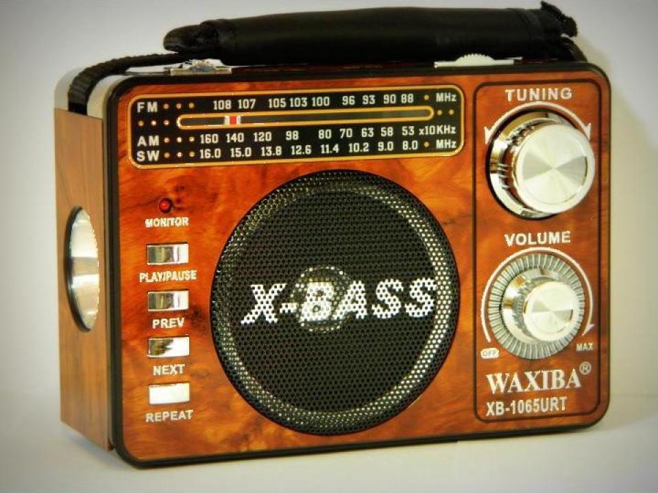 Radio portabil Waxiba XB-1063URT