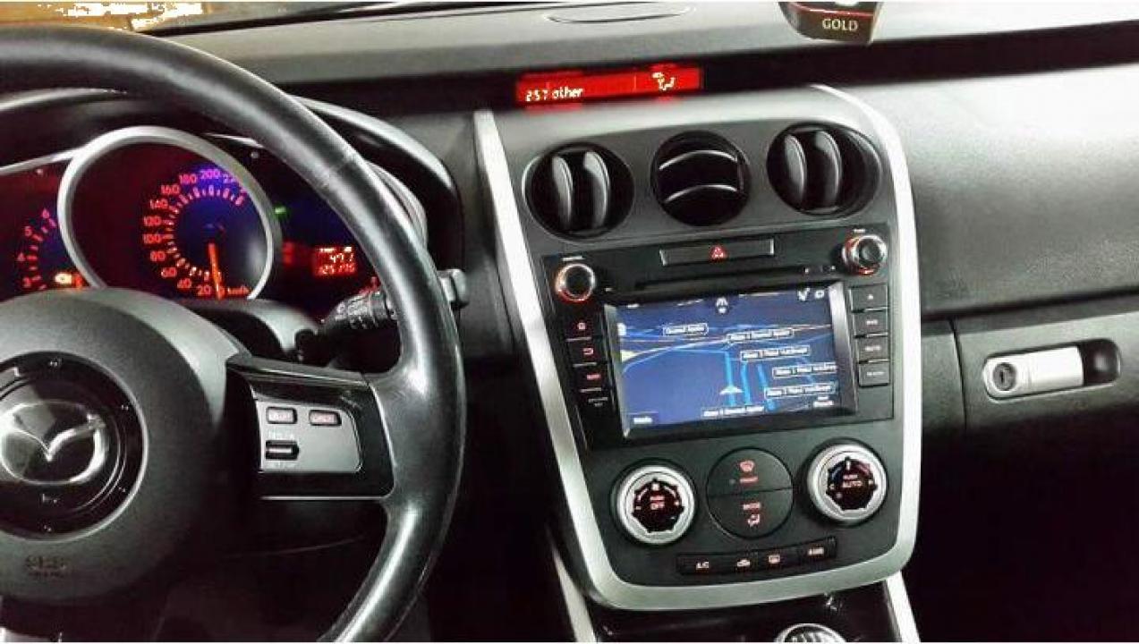 Sistem navigatie Mazda CX-7 2007- 4GB RAM Octa Core