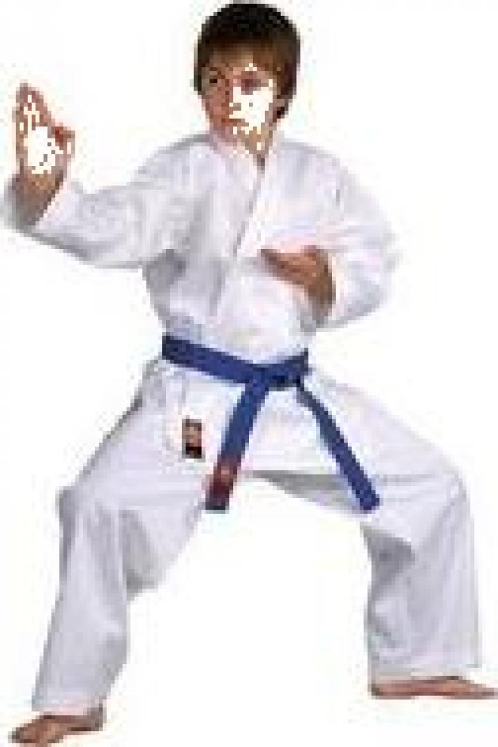 Kimono karate shotokan alb Dojo