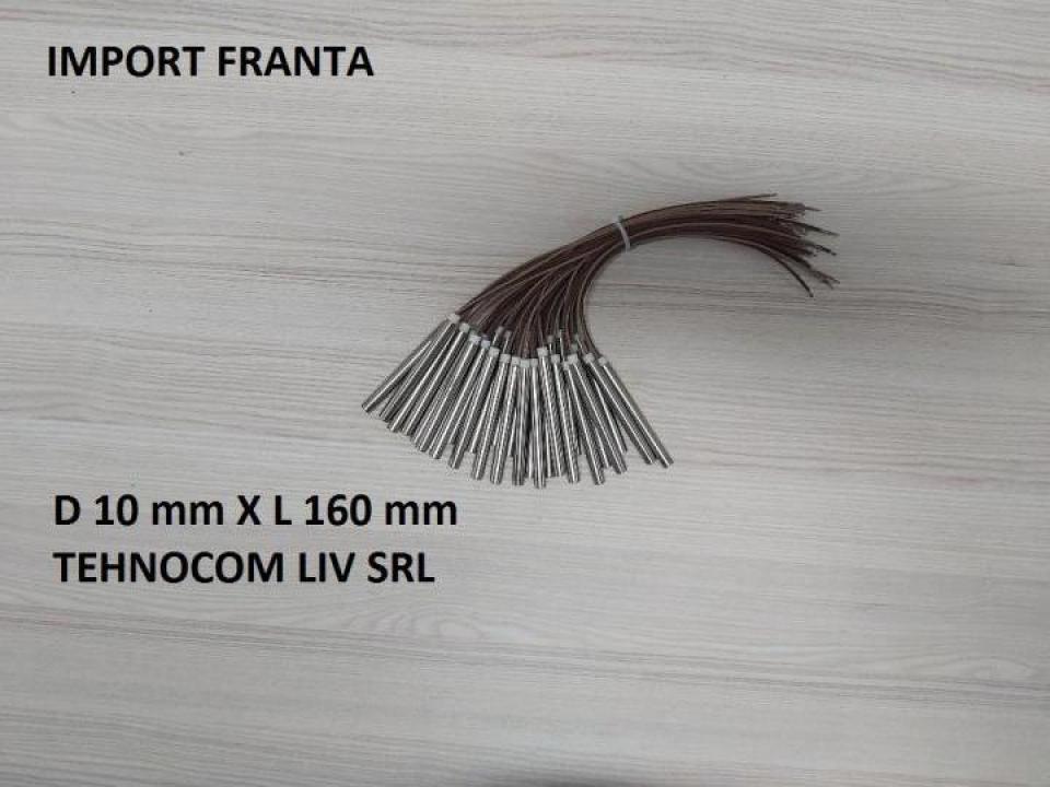 Rezistenta cartus 10x160 mm, 400 W, 230V
