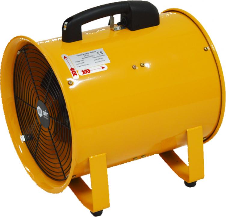Ventilator axial portabil 520W - Air SHT-30