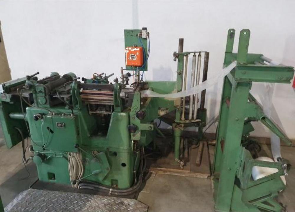 Masina de fabricat pungi vacuum din folie-s.h.
