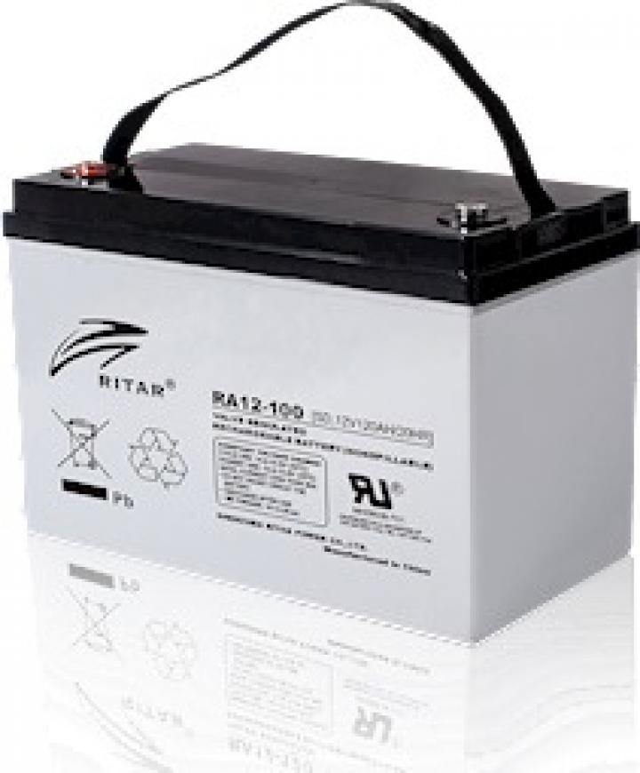 Baterie carut handicap 12V / 100AH