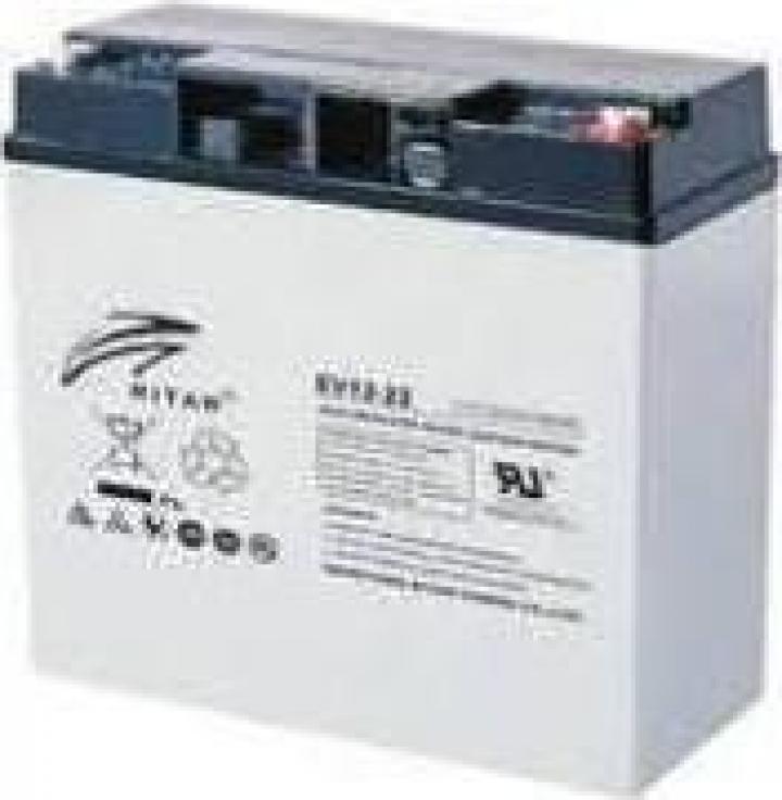 Baterie carut handicap 12V / 24AH
