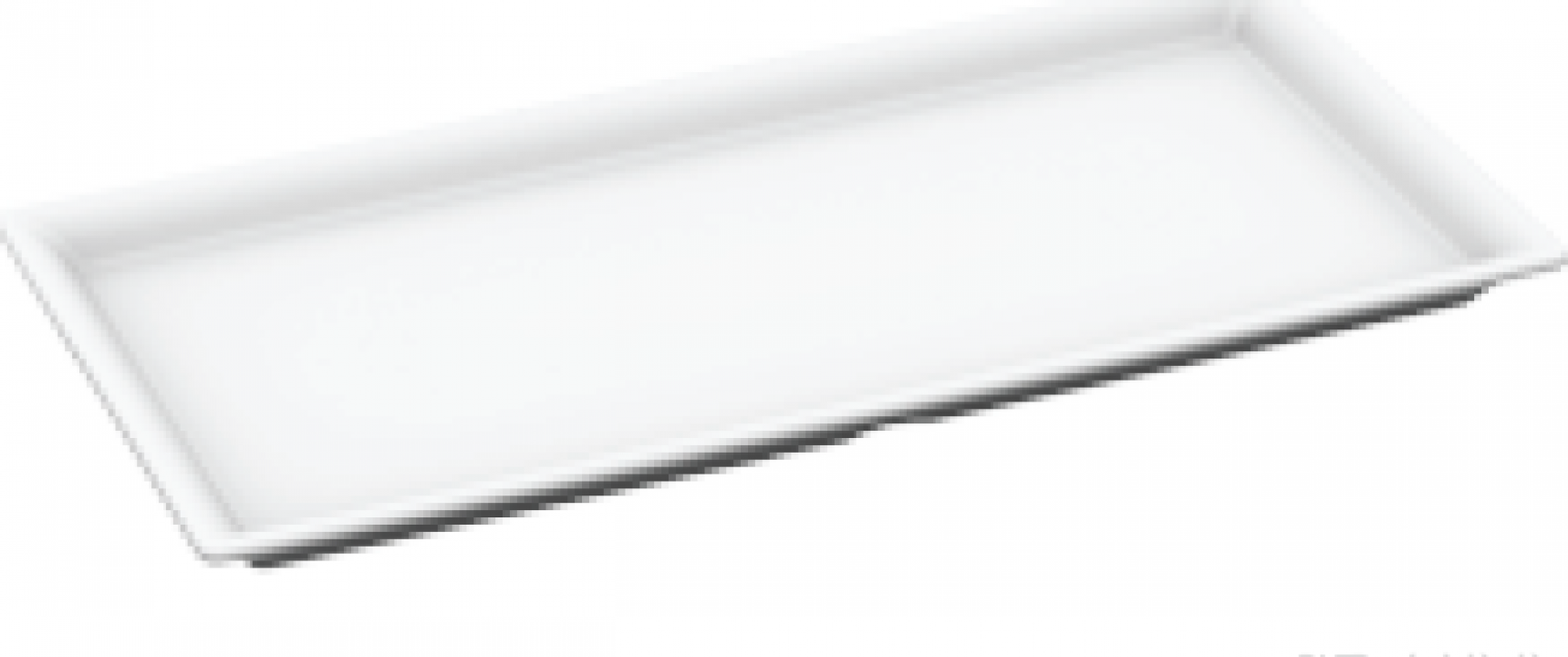 Platou melamina dreptunghiular Raki 35x17cm