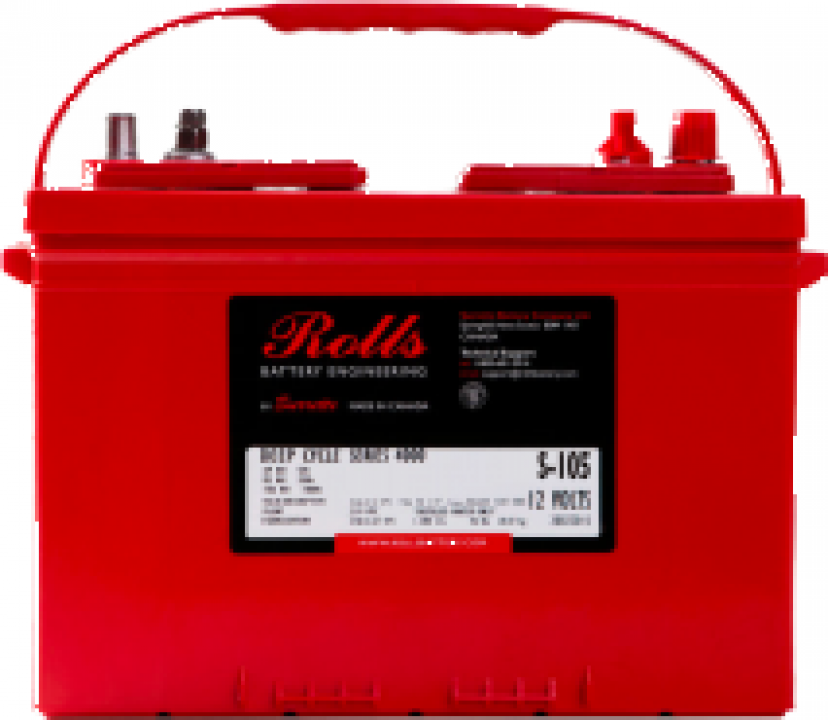 Baterie solara Rolls Solar 4000 - S12 27 (S-140)