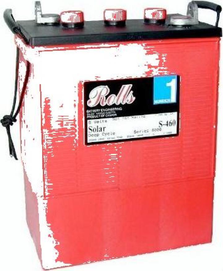Baterie solara Rolls Solar 4000 - S6 L16-HC (S 550)