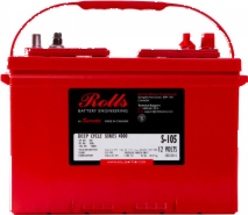 Baterie solara Rolls Solar 4000 - S2 L16 (S1450)