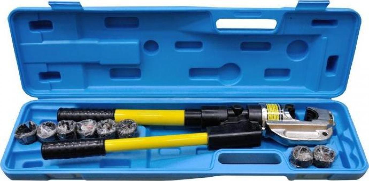 Cleste de sertizat hidraulic 50-400 mm2