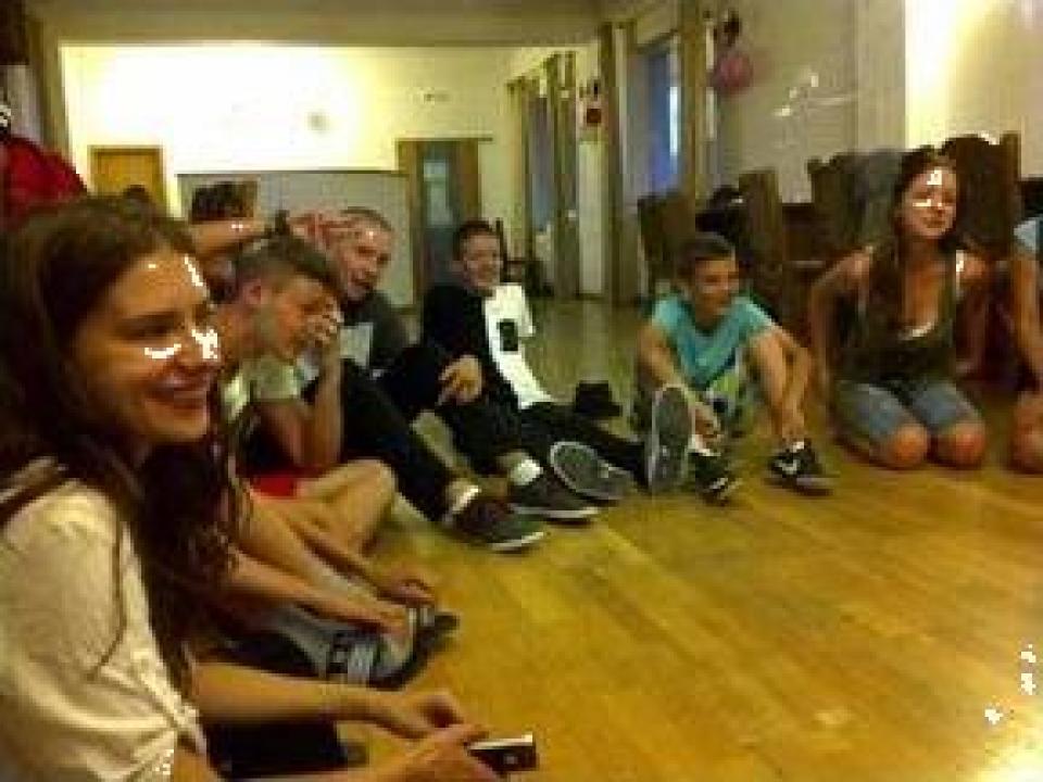 Atelier de engleza prin teatru