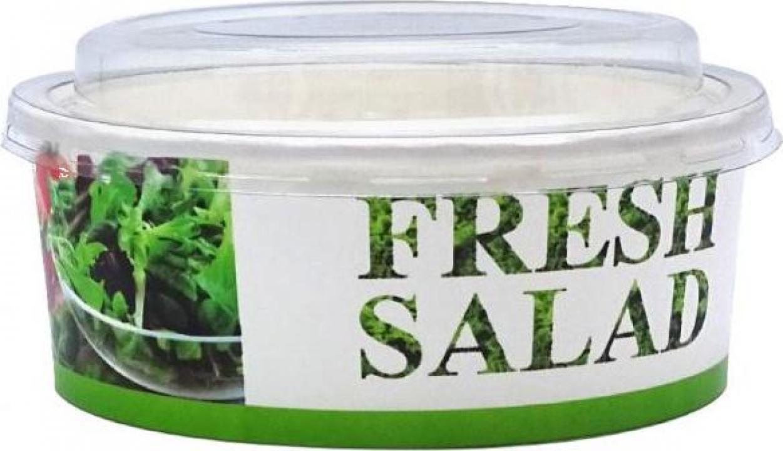 Bol carton Fresh Salad 550cc, 50 buc/set