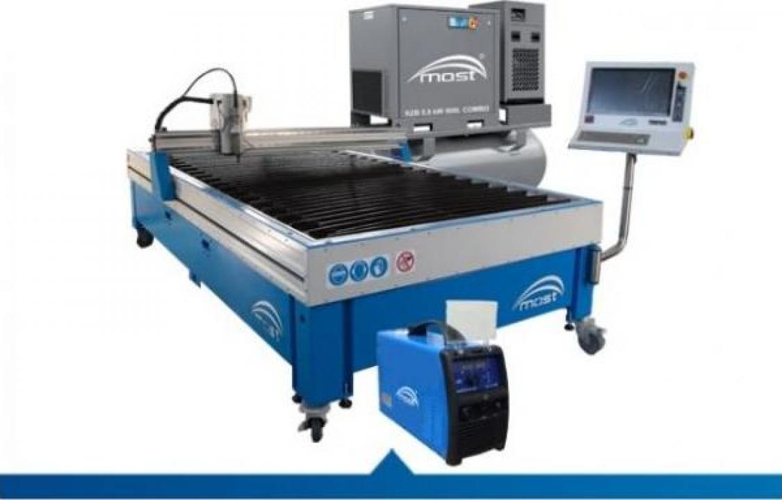 CNC plasma 4020, sursa Hypertherm