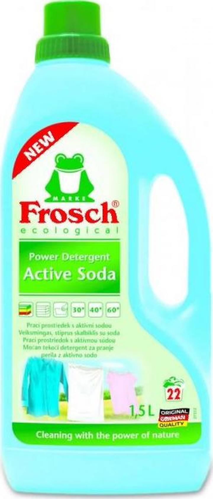 Spray pentru indepartarea petelor 300ml Frosch