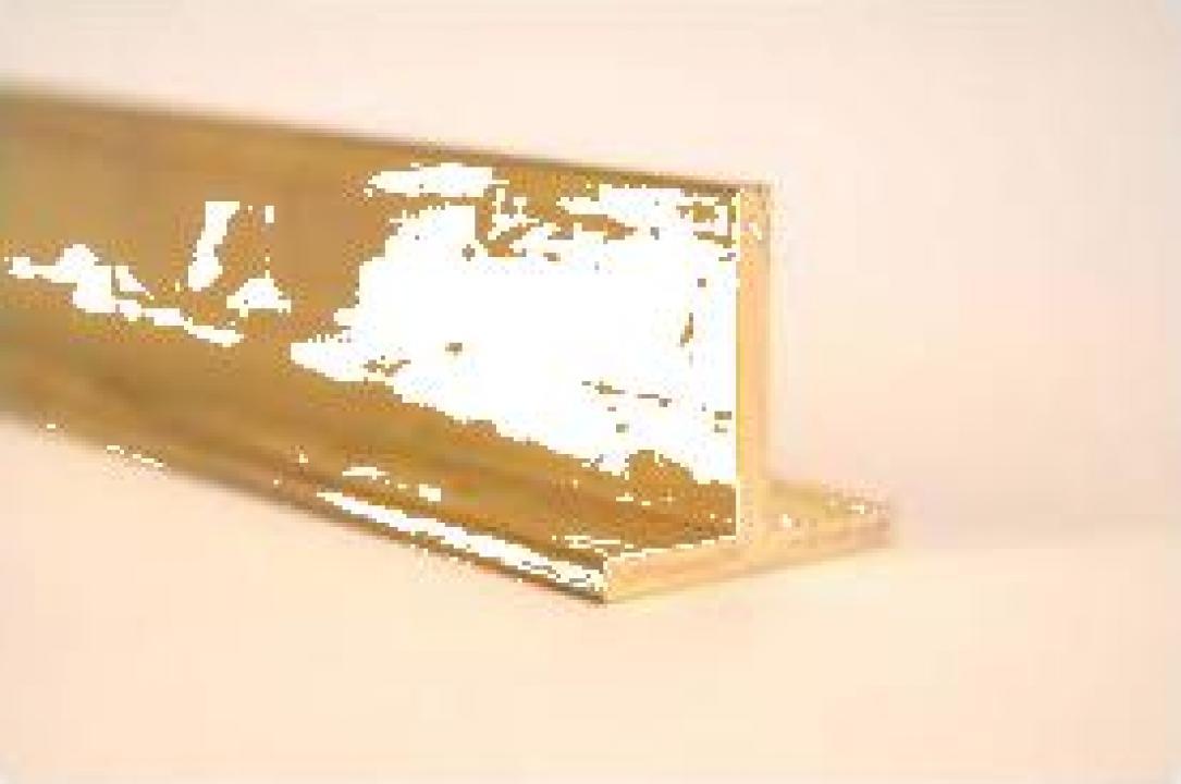 Profil T alama 40x40x2, teu alama, profile aluminiu, inox