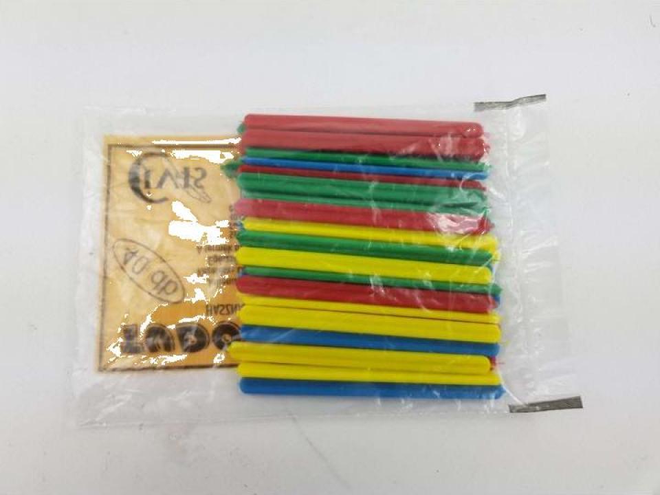 Betisoare din plastic pentru numarat