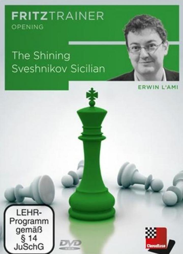 DVD sah, The Shining Sveshnikov Sicilian - Erwin L'Ami