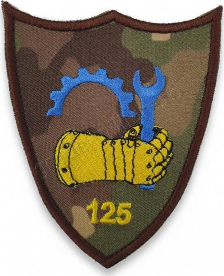 Emblema Sectia 125 Mentenanta pentru instructie
