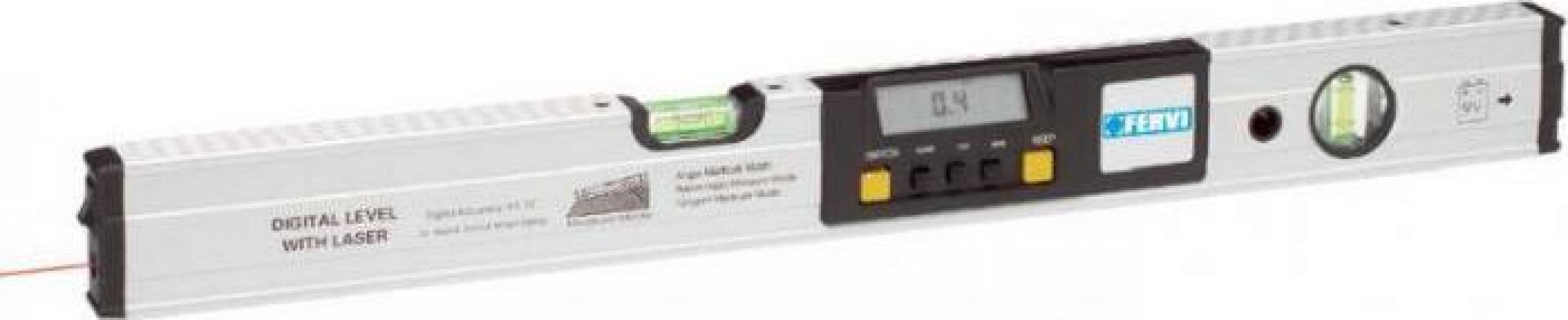 Nivela laser cu afisaj digital 0666