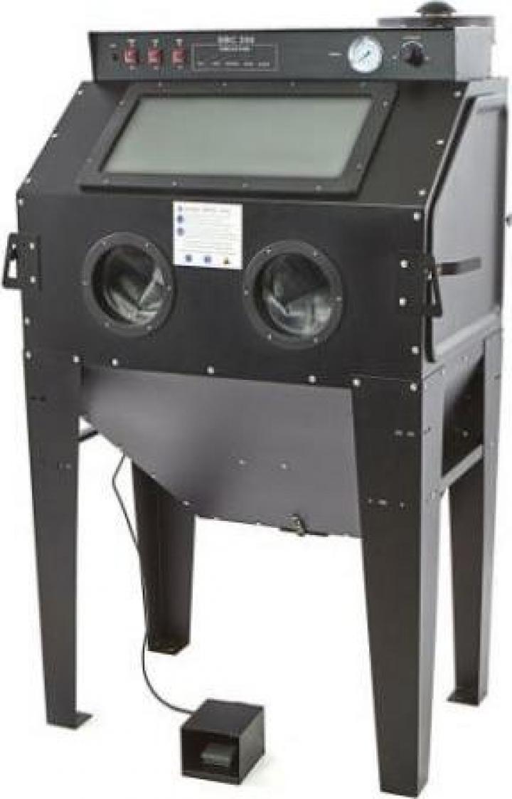 Cabina de sablare SBC 500
