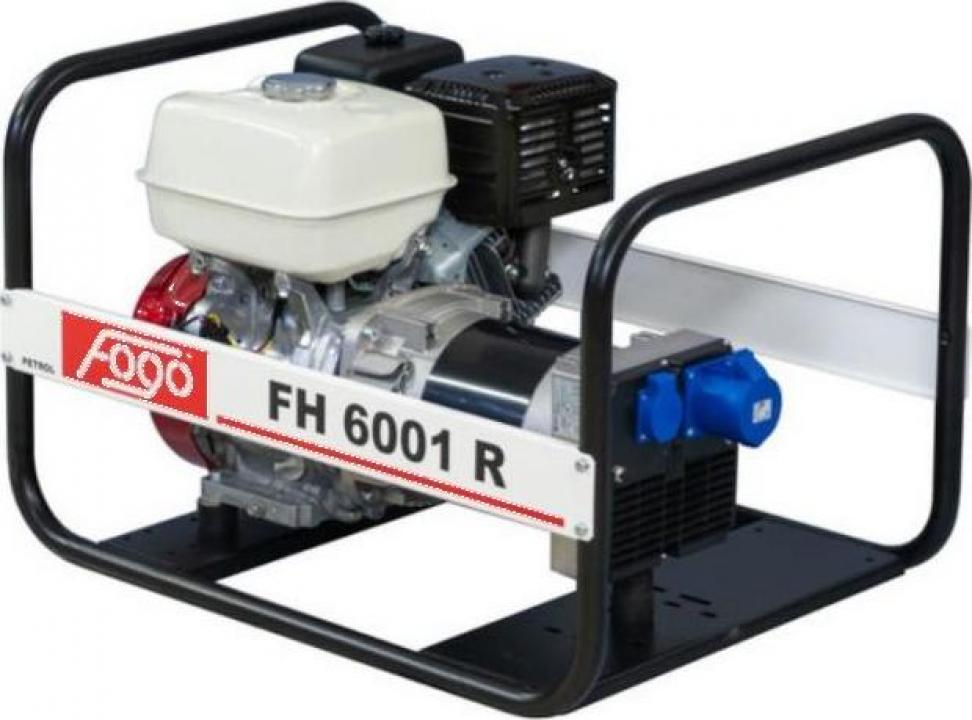 Generator de curent motor Honda GX390 6.2KW