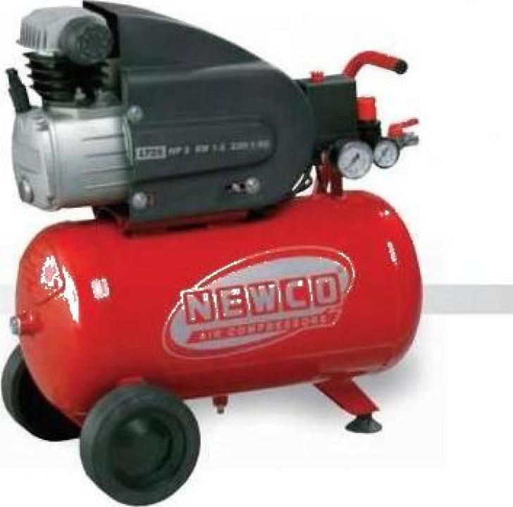 Compresor Newco People 25 L