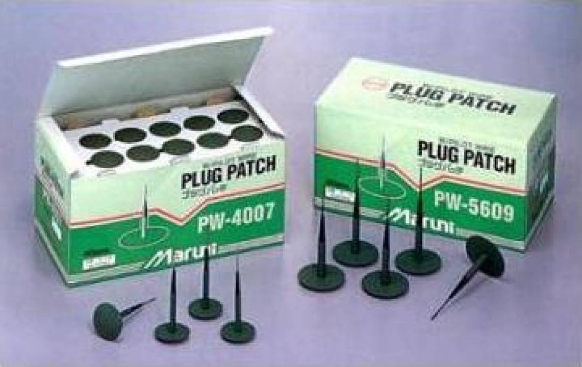 Petic anvelopa Plug Patch With Pilot Wire, 80x12mm