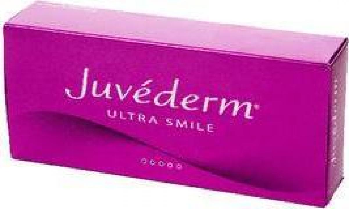 Acid hialuronic Juvederm Smile, 2sr x 0,55ml/ sr