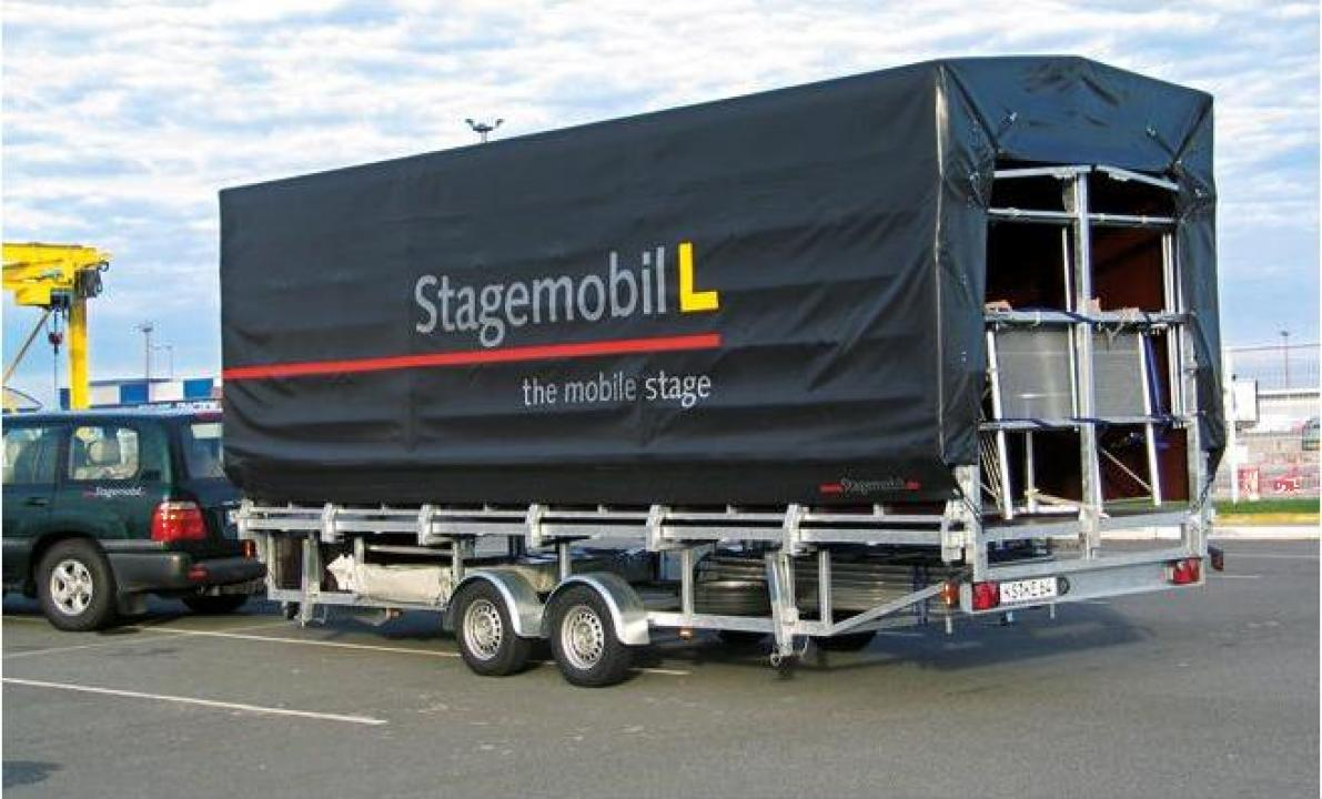 Scena mobila Stagemobil L