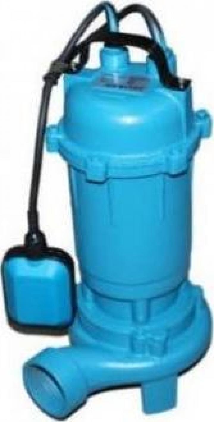 Pompa de apa murdara cu tocator BEM Aquatic 750W, 2850 rpm