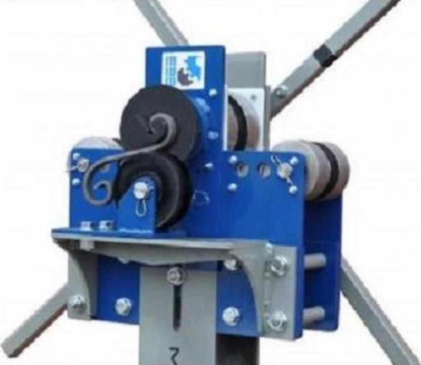 Masina universala de roluit, profilat fier forjat TRB-150