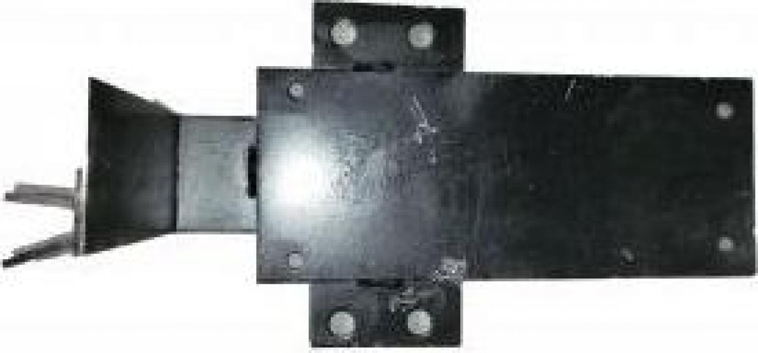 Placa suport adaptor scaun tractor U650, U445 38.48.101