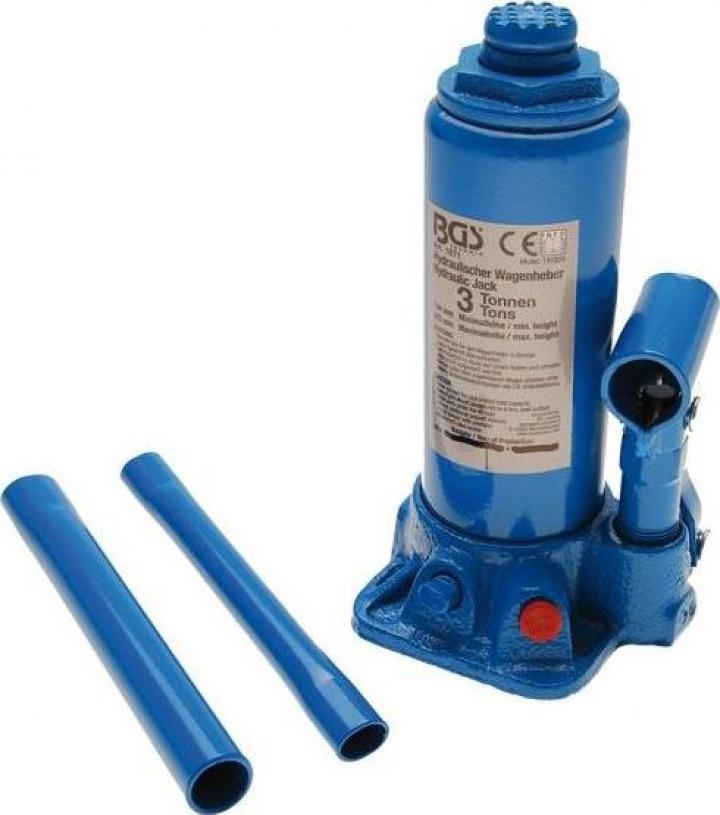 Cric hidraulic, sarcina 3t, BGS1871